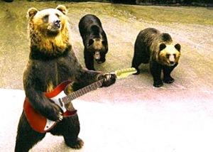 Bear rock band