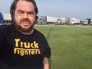 Truckfighter at Truck Stop