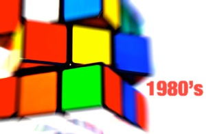 SO 80'S RUBIX 3